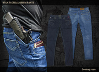 VOLK TACTICAL DENIM - NEW PRODUCT 間もなく発売 !