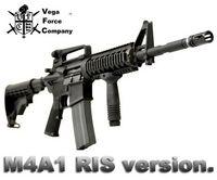 VFC M4GBBRバリエーション M4 RIS ver.