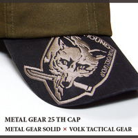 TOKYO GAME SHOW 先行販売 MGS×VTG コラボCAP
