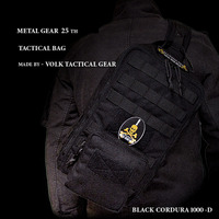 METAL GEAR SOLID × VOLK TACTICAL GEAR