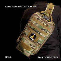 METAL GEAR 25th TACTICAL BAG 画像追加