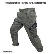 新入荷 ! VOLK ZERO WEAR / SD TACTICAL PANTS