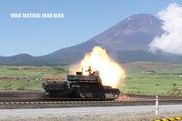 10式戦車も登場 / VTG 総火演画像 02