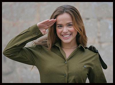 ギガントカワユス女性兵