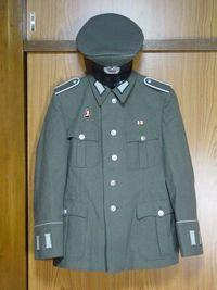 60年代兵用制服
