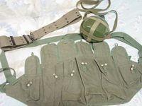 81-1式自劫歩槍弾匣袋