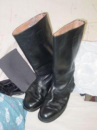 BW儀丈用ブーツ