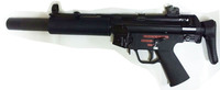 【新製品】WE製 MP5 SDシリーズ