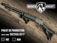 【新製品?】タクティカル ウィンチェスター M1873 カービン