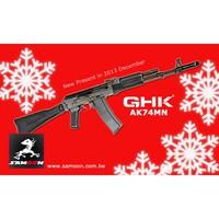 【最新作!】GHK製 2013 AK74MN ガスブロ