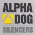 【画期的?】Alpha dog製 レール付き サプレッサー
