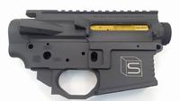 【取寄可】NB製 WAM4用 リアルサイズ SAl M4 レシーバーセット