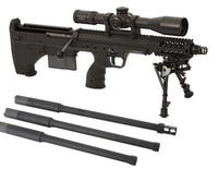 【RWAレビュー】シルバーバック製 SRS A1ボルトアクションライフル