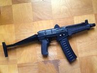 【展示します】ロシア製フルスチール電動ガン SR3 ヴィーフィリ