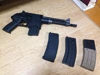 【互換性チェック】WE PLR-16 ガスブロ マガジン