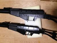 【ロシア製】NPO製 旧型VALと新型VALの比較画像
