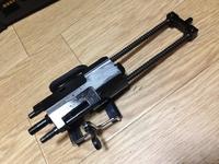 【ボルトキャリア編3】WE製 ガスブロ T.A 2015 黒