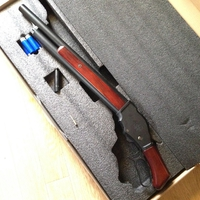 【新製品】クリエーション製 メタル M1887 6mm ショットガン