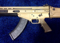 【試作モデル】FNH USA製 SCAR Mk. 17 7.62×39  アサルトライフル