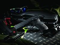 【新製品?!】KJ製 CZ SP-01 ガスブロ