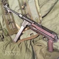 【新製品】KWA製 MP40 ガスブロ