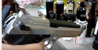 【新製品】M92 ダブルバレル ハンドガン