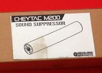 【入荷】SOCOM GEAR M200 サプレッサー