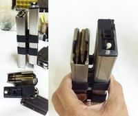 【試作画像】WE M4用の多弾数マガジン