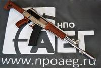 【試作】ロシア製 NPO AK-12 電動ガン