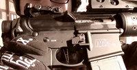 【プッシュ式】Practically Tactical製 AR 15 セーフティ