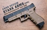 【マルイに対抗?】Stark Arms製 S34 グロックカスタム