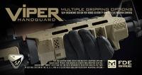 【新製品】Strike Industries製 Viper ポリマーハンドガード