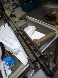 HK416Delta遠距離チューン+α