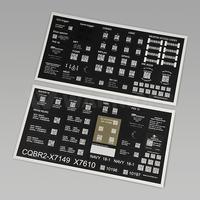 WARRIORS-2815「 KIMPLACUSTOM製ミリタリー ステッカーセット入荷」