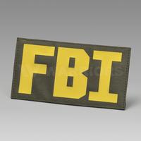 WARRIORS-2730「FBIパッチパネルレプリカ入荷」