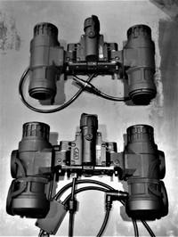 WARRIORS-2773「PVS-31 アップグレードキット組込み済みとノーマルの比較」