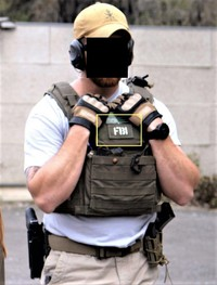 WARRIORS-2872「FBIパッチ & IR-USフラッグ RG入荷」