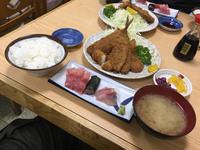 魚河岸定食【にし与】(´Д`)