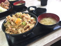 すた丼 肉飯増し【伝説のすた丼屋】(´Д`)