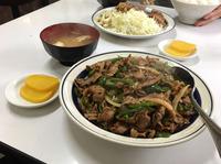 スタミナ丼【お食事処 ほんま】(´Д`)