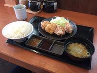 合盛り定食【からやま】(´Д`)