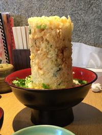 海鮮かき揚げ丼【魚河岸 丸天】(´Д`)