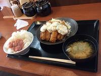 チキン南蛮定食【からやま】(´Д`)
