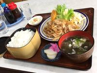 焼肉定食【善磯】(´Д`)