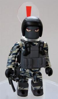 MGS2 ゴルルコビッチ兵キューブリック その1