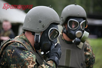 PMK-3 ガスマスク