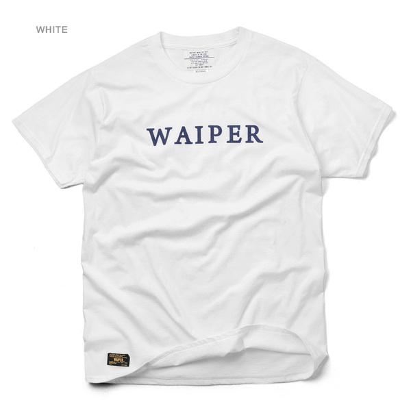 17SS WAIPER LOGO T-Shirt