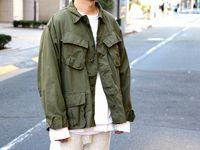 JUNGLE FATIGUE JKT