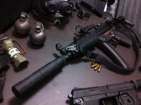 『7年前のFPS(MP5N)』