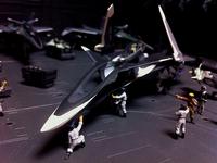 『FRX-00 メイヴ雪風(試作ナンバー)』